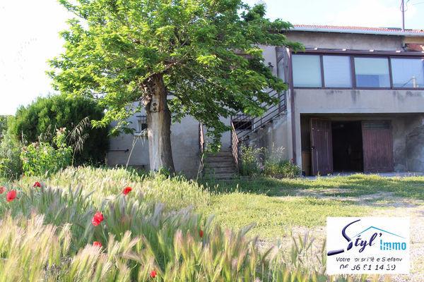 Annonce vente maison saint maurice l 39 exil 38550 100 m for Garage volkswagen saint maurice l exil