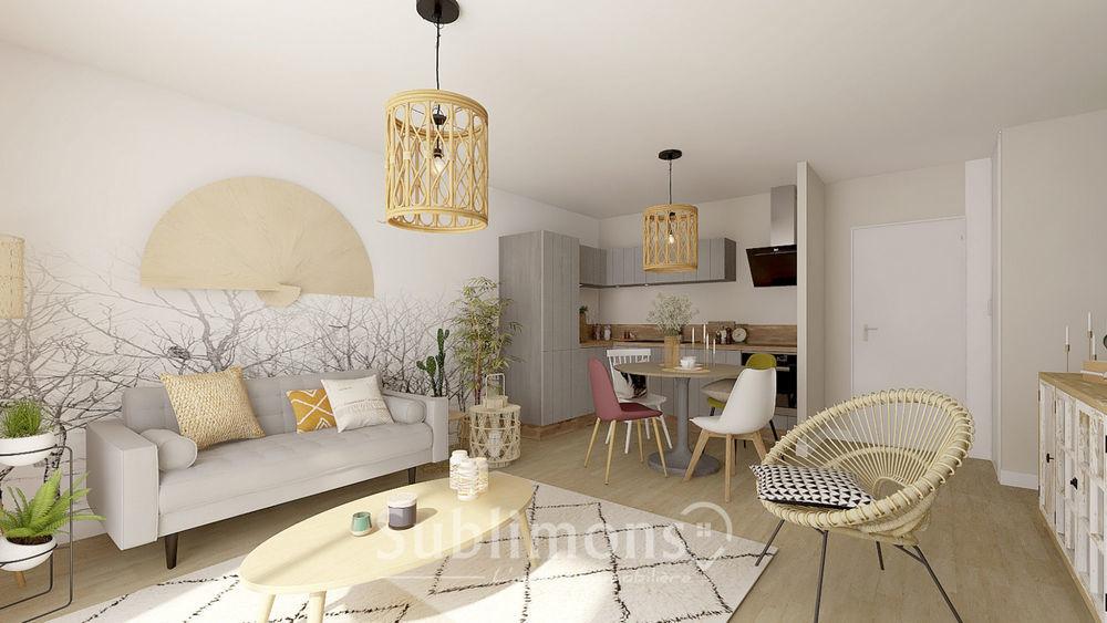 Vente Appartement Appartement T3 neuf - Plein centre Ploemeur