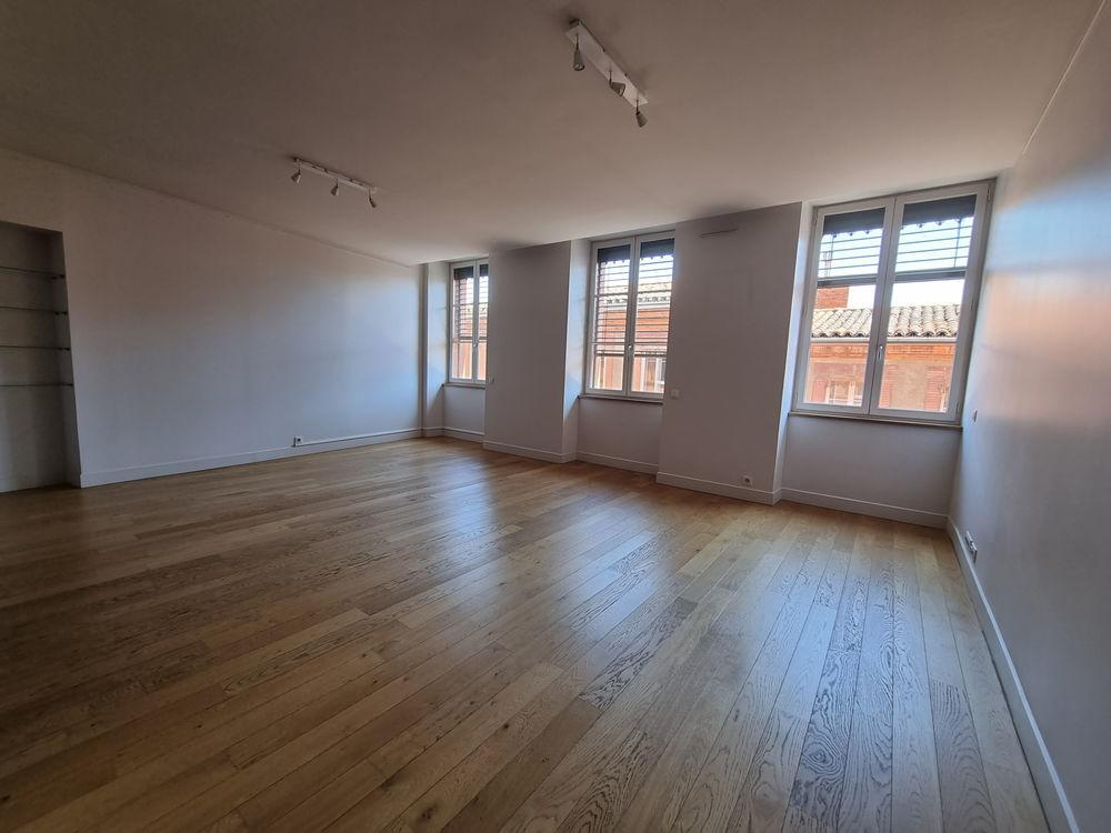 Location Appartement Carmes - Appartement T5 dans résidence de standing Toulouse