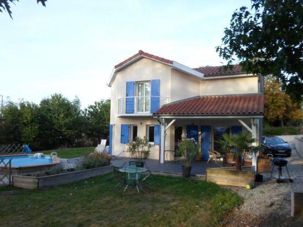 Annonce vente maison farnay 42320 142 m 329 000 for Maison jardin et terrasse 3d
