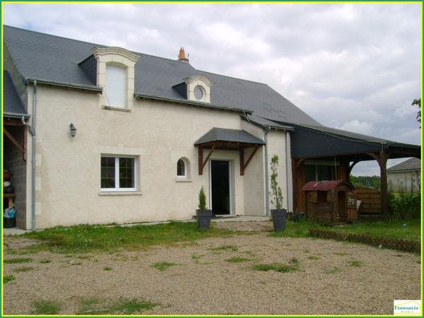 Annonce vente maison thilouze 37260 170 m 248 000 for Vente maison en construction