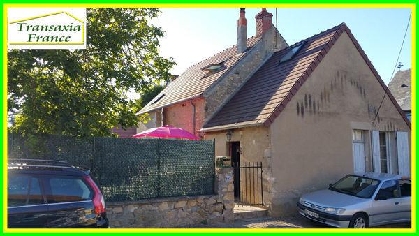 Annonce  Vente Maison La CharitésurLoire (58400) 114 m² (73 500 €) 9927373