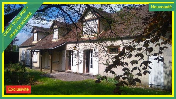 Annonce vente maison saint val rien 89150 217 m 154 for Garage saint valerien