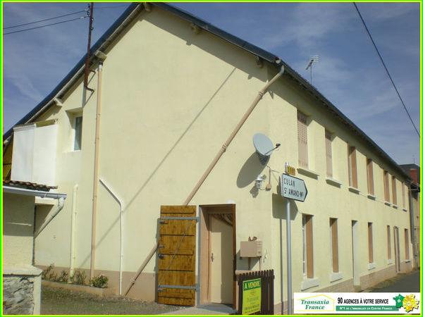 Annonce vente maison sidiailles 18270 280 m 141 700 for Vente maison hote