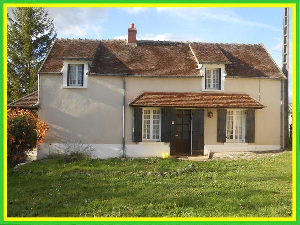 Annonce vente maison ch teauneuf sur cher 18190 60 m for Renover une maison de campagne