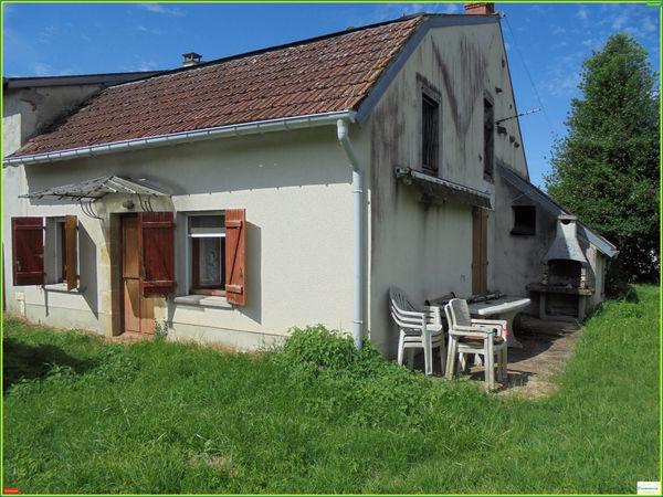 Annonce vente maison garigny 18140 93 m 87 500 for Vente habitation