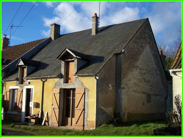 Annonce vente maison saint florent sur cher 18400 65 for Maison de l artisan