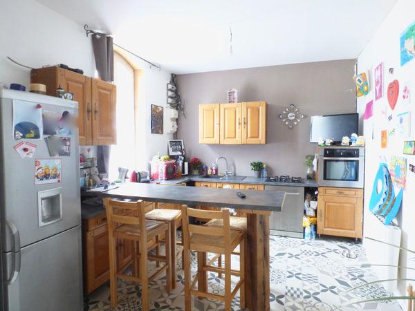 Annonce vente maison hangest en santerre 80134 95 m for Cuisine 7000 euros