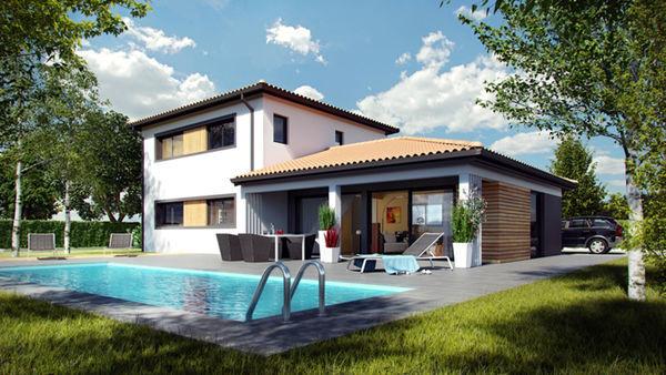 Annonce vente maison aucamville 31140 120 m 318 000 for Maison aucamville