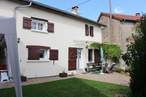 vente Maison - 4 pièce(s) - 90 m² Cluny (71250)