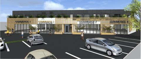 Local commercial 204 m² 4081 33380 Biganos