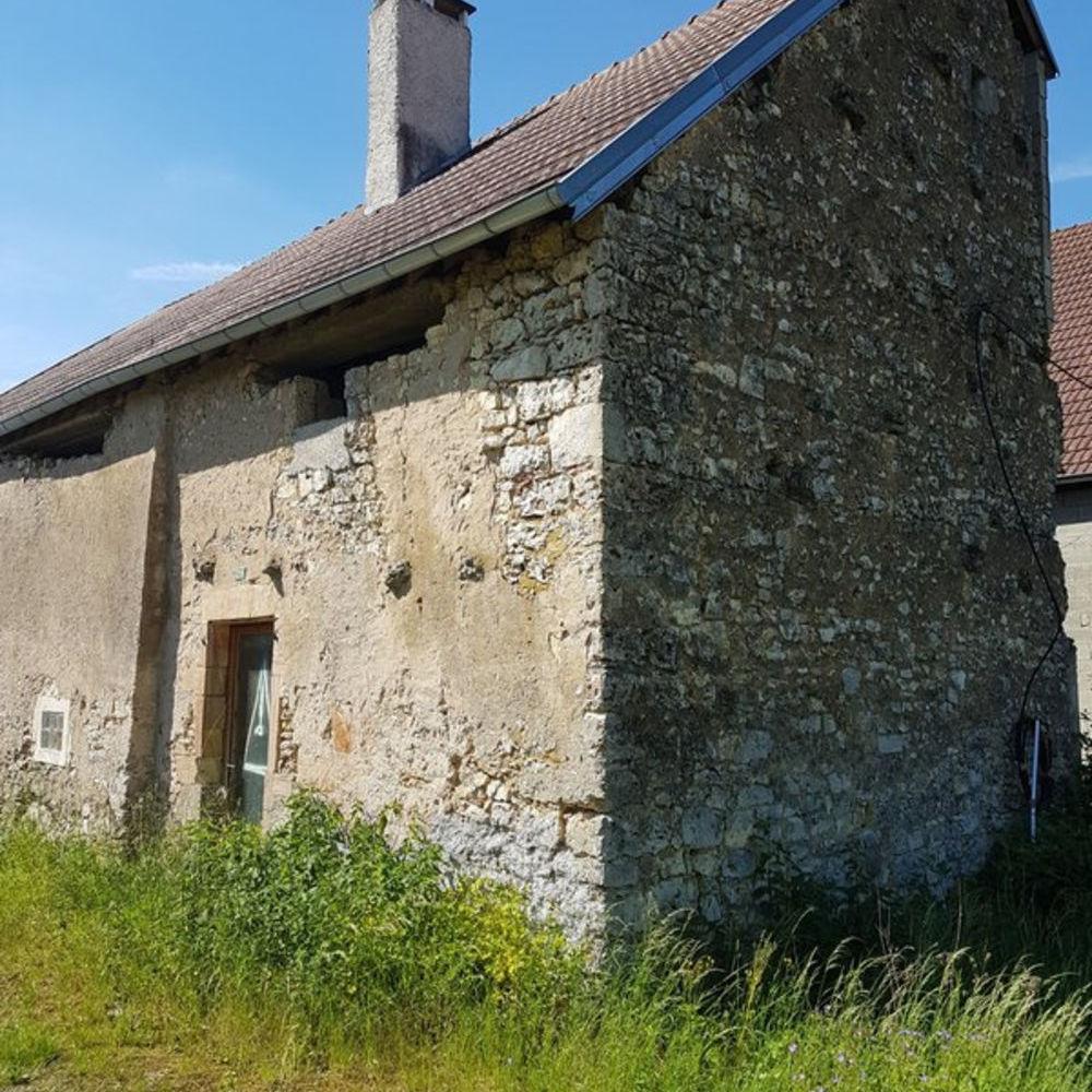 Vente Terrain Grange et terrain à bâtir à 10min de Gray Beaujeu st vallier pierre
