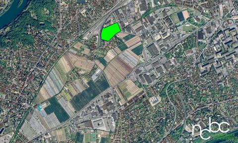TERRAIN POUR CONSTRUCTION INDUSTRIELLE 0 69140 Rillieux-la-pape