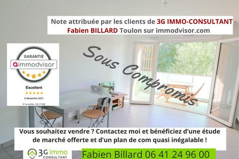 Appartement 3 pièces 220000 Toulon (83200)