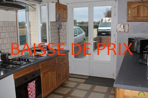 Maison de village 4 pièces 116000 Landrecies (59550)