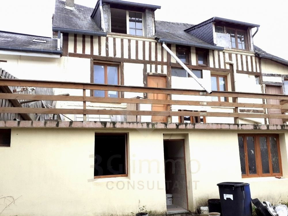 Vente Maison Maison/villa 8 pièces Pont l eveque