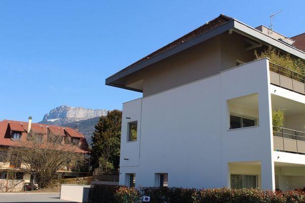 Annonce vente appartement annecy le vieux 74940 71 m for Garage annecy le vieux