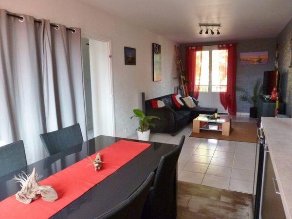 Appartement - 3 pièce(s) - 64 m² 89990 Roanne (42300)