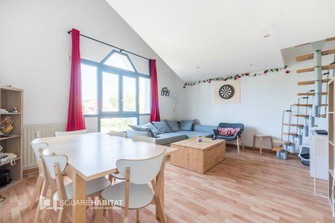 Vente Appartement Villeneuve-d'Ascq (59650)