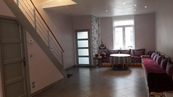 Annonce vente maison tourcoing 59200 120 m 158 000 for Decoration habitation