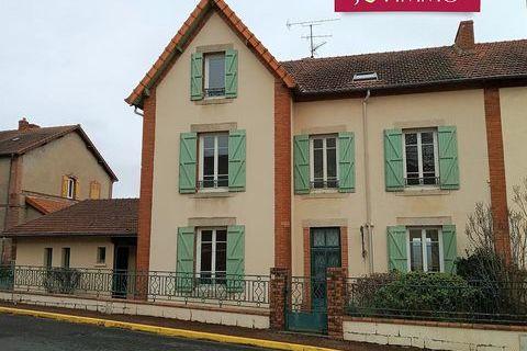Maison Saint-Éloy-les-Mines (63700)