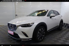 Mazda Cx-3 2.0L Skyactiv-G 121 Selection 2020 occasion Bourges 18000