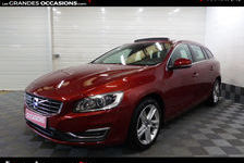 Volvo V60 D4 181 ch Stop&Start Xenium Geartronic A 2015 occasion Bourges 18000