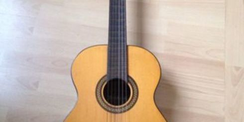 Guitare resonata Musima 100 Mons-en-Bar�ul (59)