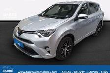 Toyota RAV 4 197ch 2WD Exclusive 2017 occasion Carvin 62220