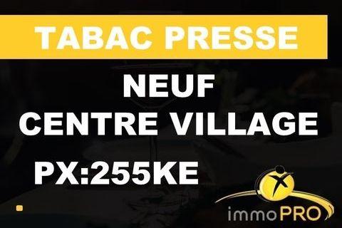 TABAC PRESSE CENTRE VILLAGE Au coeur d'un village tou... 255000 73240 St genix les villages