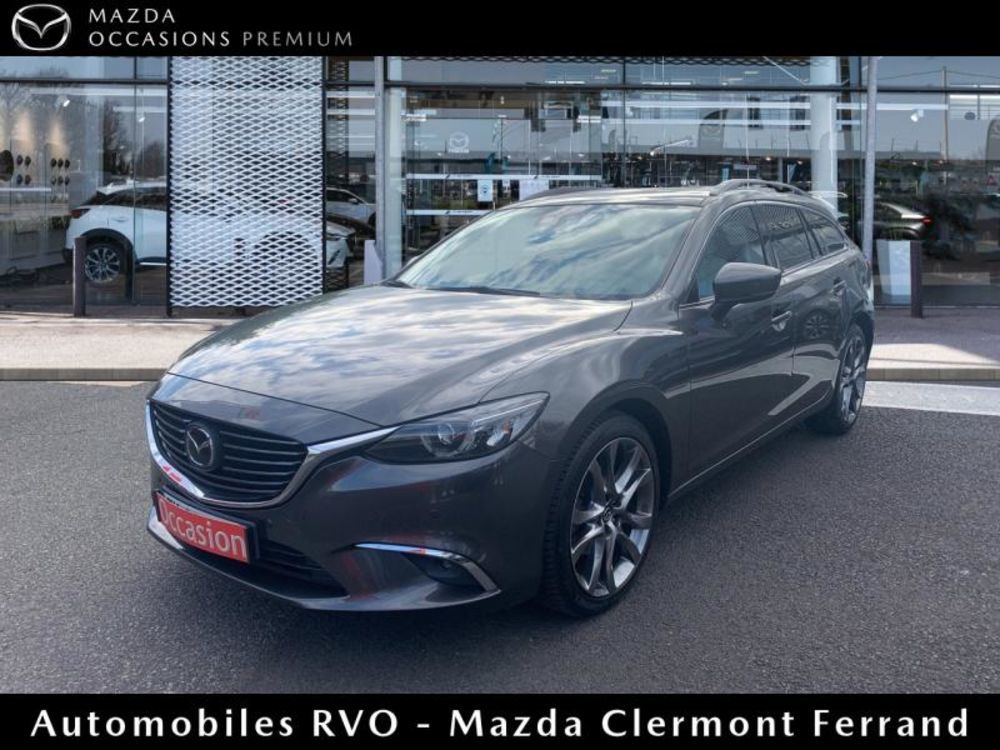 626 2.2 SKYACTIV-D 175 SELECTION AWD 2017 occasion 63100 Clermont-Ferrand