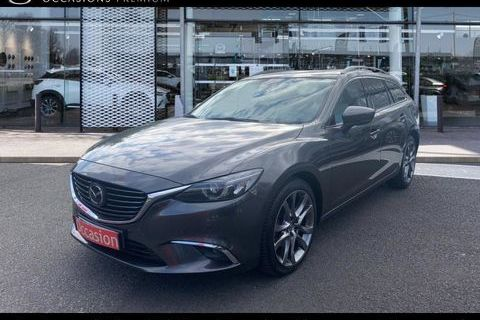 Mazda 626 2.2 SKYACTIV-D 175 SELECTION AWD 2017 occasion Clermont-Ferrand 63100