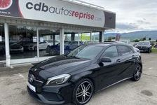 Mercedes Classe A 200 d 136 7G-DCT Fascination 2017 occasion Andilly 74350