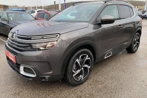 Citroën C5 aircross 1.5 BLUEHDI 130 FEEL EAT8 2019 occasion Normanville 27930