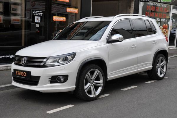 voiture volkswagen tiguan 2 0 tdi 140 r line 4motion dsg7. Black Bedroom Furniture Sets. Home Design Ideas