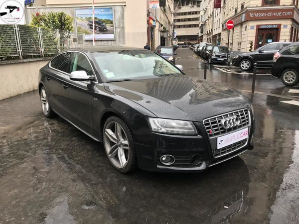 voiture audi rs5 v6 3 0 tfsi 333 quattro s tronic occasion essence 2011 114500 km 27000. Black Bedroom Furniture Sets. Home Design Ideas