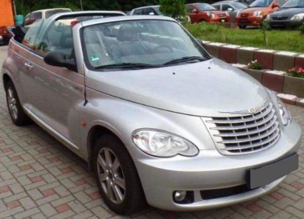 voiture chrysler pt cruiser 2 cabriolet 2 4 143 limited occasion essence 2009 57400 km. Black Bedroom Furniture Sets. Home Design Ideas