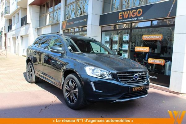 voiture volvo xc60 d3 initiate edition geartronic 8 occasion diesel 2016 2700 km 34490. Black Bedroom Furniture Sets. Home Design Ideas