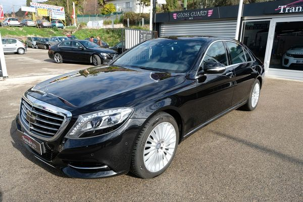 voiture mercedes classe s 350 d l executive a occasion diesel 2016 19000 km 84990. Black Bedroom Furniture Sets. Home Design Ideas