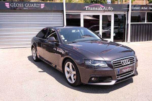 voiture audi a4 v6 2 7 tdi 190 dpf ambition luxe multitronic a occasion diesel 2010 78000. Black Bedroom Furniture Sets. Home Design Ideas
