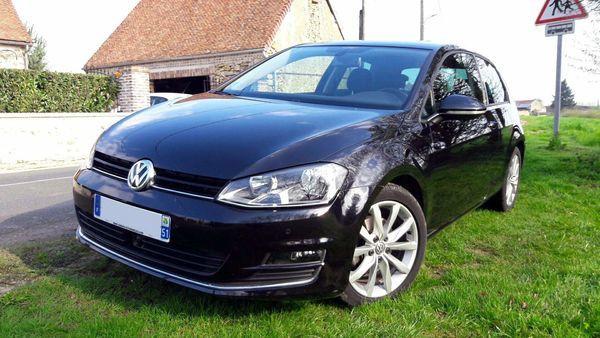 voiture volkswagen golf occasion diesel 2013 84100 km 17500 paris paris 992736998845. Black Bedroom Furniture Sets. Home Design Ideas