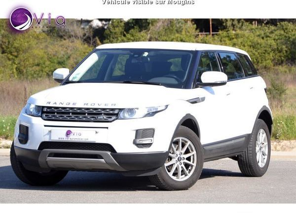 voiture land rover range rover evoque occasion diesel 2013 74000 km 25990 dunkerque. Black Bedroom Furniture Sets. Home Design Ideas