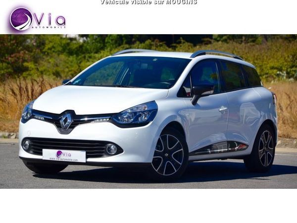 Voiture Renault Clio Estate 0 9 Tce 90 Break Limited