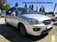 Carens 2.0 CRDI FAP - 140 7pl  III 2006 Diesel 7990 33500 Libourne