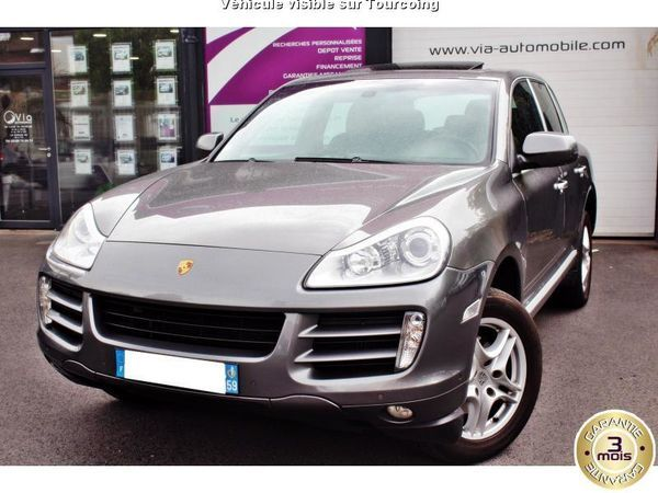 voiture porsche cayenne occasion diesel 2009 95900 km 31990 tourcoing nord. Black Bedroom Furniture Sets. Home Design Ideas