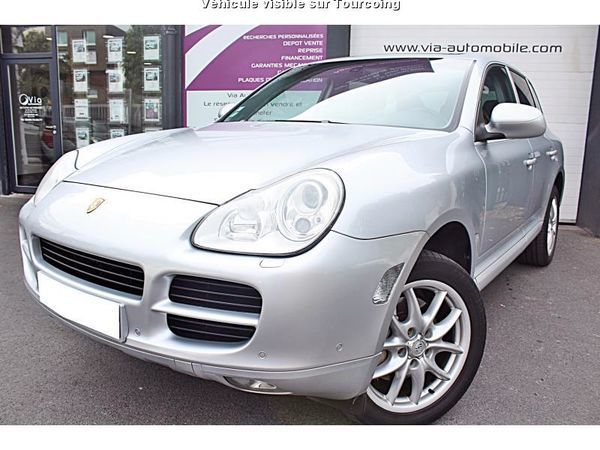 voiture porsche cayenne occasion 2005 194000 km 11490 tourcoing nord 992736240455. Black Bedroom Furniture Sets. Home Design Ideas