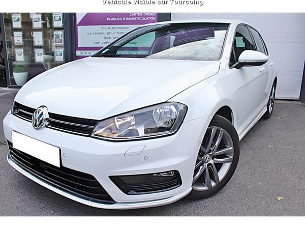 voiture volkswagen golf occasion diesel 2014 33000 km 19490 tourcoing nord. Black Bedroom Furniture Sets. Home Design Ideas