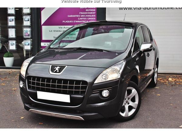 voiture peugeot 3008 occasion diesel 2012 43000 km 14990 tourcoing nord 992735591150. Black Bedroom Furniture Sets. Home Design Ideas