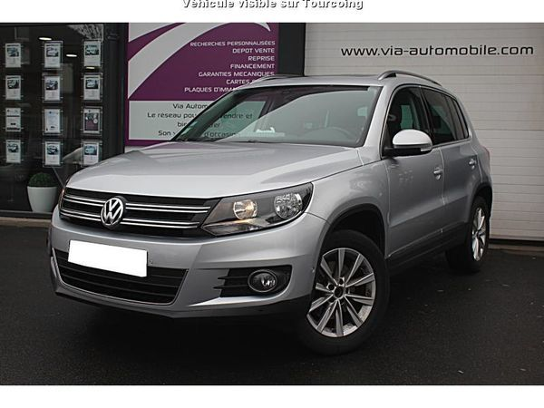 voiture volkswagen tiguan occasion diesel 2012 79800 km 18990 tourcoing nord. Black Bedroom Furniture Sets. Home Design Ideas