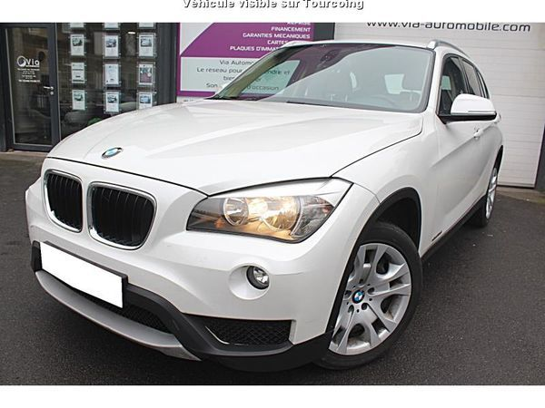 voiture bmw x1 occasion diesel 2013 150000 km 17990 tourcoing nord 992736426919. Black Bedroom Furniture Sets. Home Design Ideas
